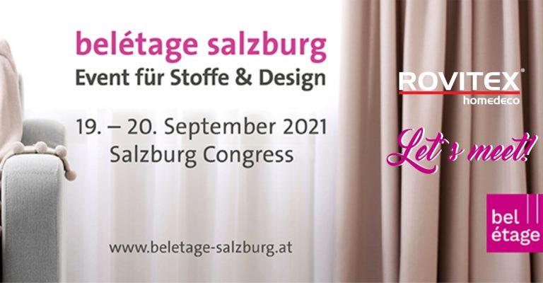 Találkozzunk Salzburgban is! Bel Étage 2021>