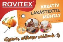 Rovitex kreatív játszóház a III. Pécsi Sütőtök Fesztiválon>