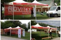 Újra Rovitex kreatív játszóház a Szentlőrinci Gazdanapokon>