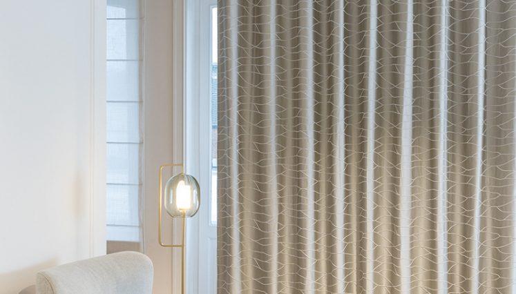 Campbel dekor függöny + Campbel díszpárna