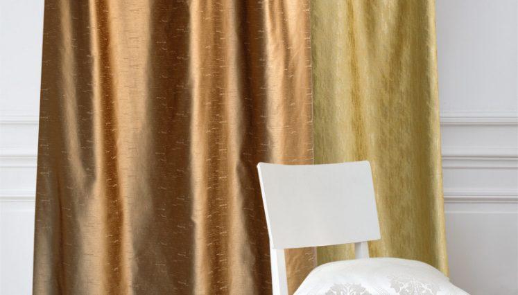 Prestige dekor függöny (bal oldal) + Noblesse dekor függöny