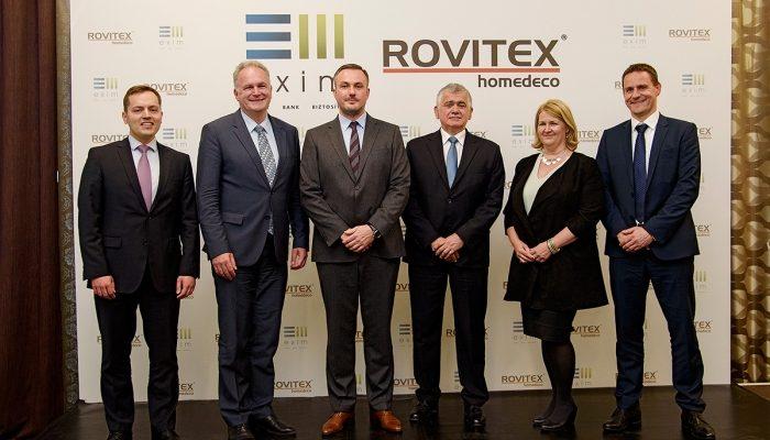 Újabb megtiszteltetésben részesült a Rovitex!>