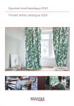Nyomtatott textil katalógus 2019>