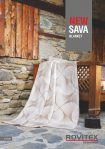 New Sava blanket Catalogue>