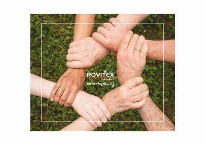 Az összefogás folytatódik – Rovitex felajánlás>